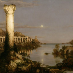 Thomas Cole's Course of Empire: Desolation