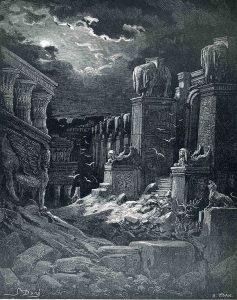 Babylon Fallen, by Gustave Dore
