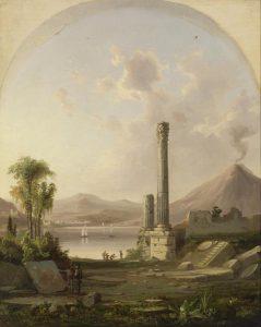 Pompeii, by Robert S. Duncanson