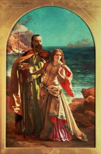 Prospero and Miranda by William Maw Egley