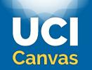 UCI Canvas logo